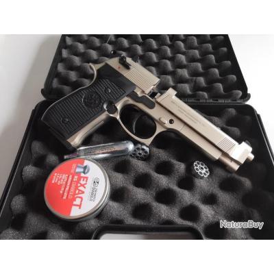 Pack Beretta 92 FS plombs