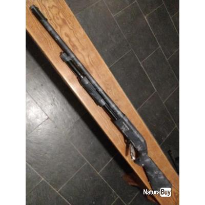 Fusil à pompe winchester sxp typhon