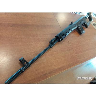 Carabine Izhmash catégorie C   Cal 7,62x54R
