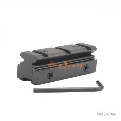 Adaptateur pour carabine convertible en 10/11 & 20/21mm #870#