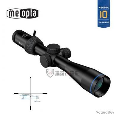 PROMO LUNETTE DE TIR MEOPTA OPTIKA 6 2,5-15X44 SFP BDC