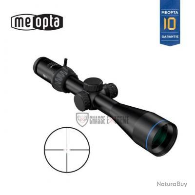 LUNETTE DE TIR MEOPTA OPTIKA 6 3-18X50 RD SFP 4C IL