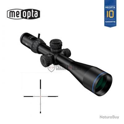 LUNETTE DE TIR MEOPTA OPTIKA 6 5-30X56 RD FFP MILDOT III