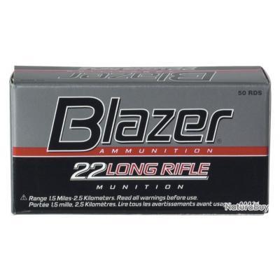 CCI BLAZER HV 22LR