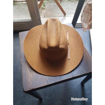 Chapeau western STETSON Castor 4X taille 57