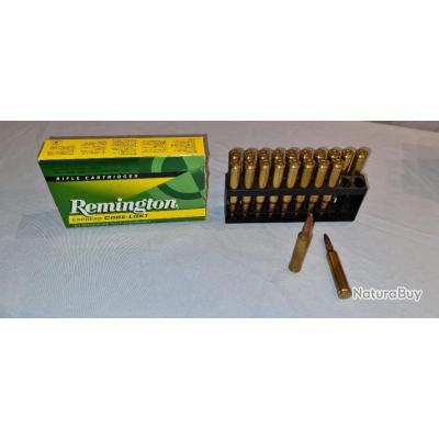 Munitions calibre 7 RM remington
