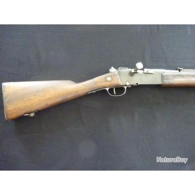 Beau fusil Lebel monomatricule canon parfait pour le tir