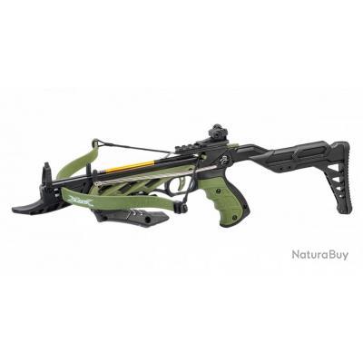 MANKUNG - Pistolet Arbalète ALLIGATOR Vert