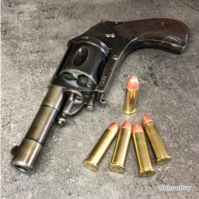Superbe Revolver de saint Étienne 8mm92!