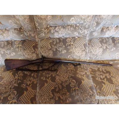 Fusil Calibre 16 a broche