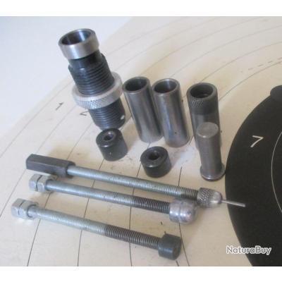 Jeux d'outils pour le rechargement du 11mm73 Chamelot Delvigne