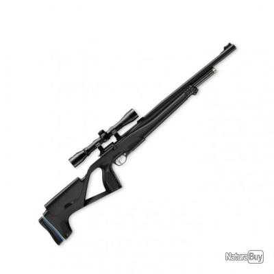 Pack carabine PCP Stoeger XM1 et lunette 4x32- Cal. 4.5 - Pack simple