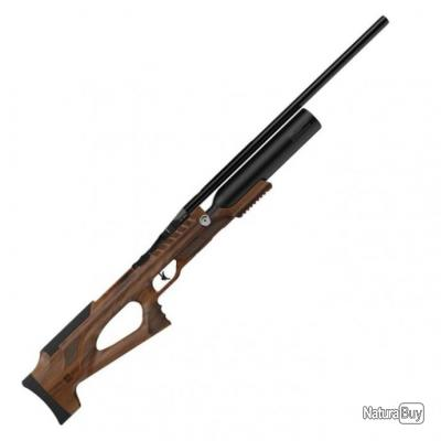 Carabine PCP Aselkon Mx9 Sniper Régulateur Jet Black 54J - Cal. 5.5 - Carabine seule