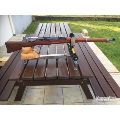 Carabine Schmidt Rubin K31