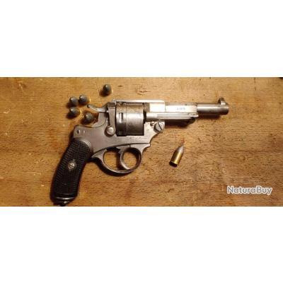 Revolver 1873 St Etienne