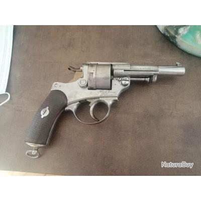 Très beau revolver modèle 1873 réglementaire (pas civil)