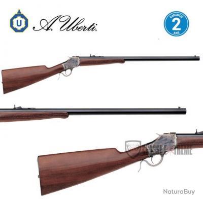 "CARABINE UBERTI 1885 SINGLE SHOT HIGH WALL CARBINE 28"" CAL 38/55"