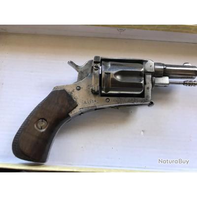 Revolver Lamure et girol , 8 mm lebel