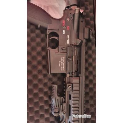 UMAREX T4E HK416 CAL .43