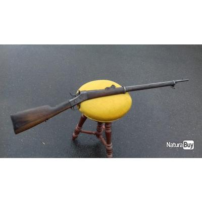 Rolling Block cal 7x57 Mauser. Sortie de Grenier