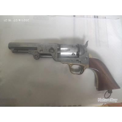 Revolver poudre noire FAP COLTMAN