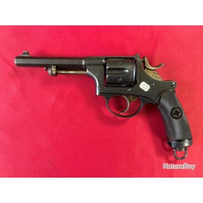 Très beau revolver Suisse mod.1882/1 Civil! cal.7,5 Suisse (7.5 Nagant) (234)