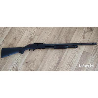 1€ ! Winchester SXP catégorie C FUSIL A POMPE calibre 12 Magnum