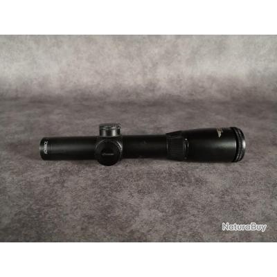 LUNETTE 1-4X24 DIAMETRE 30mm RETICULE LUMINEUX - ENCHERE 1€ SANS PRIX DE RESERVE
