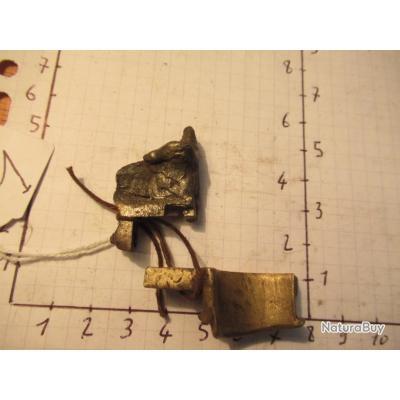 Bassinet de fusil ou pistolet                                          (1)