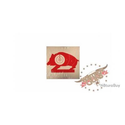 Cible Sanglier Kermesse 10x10