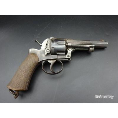 Beau revolver Fagnus Maquaire en 11 mm 73