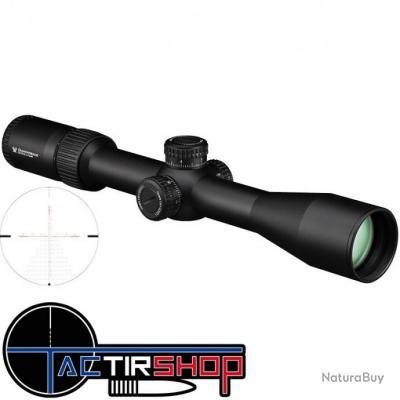 Lunette de tir Vortex Diamondback Tactical 6-24x50 EBR 2C MRAD