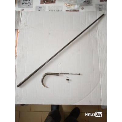 canne fusil 9 mm