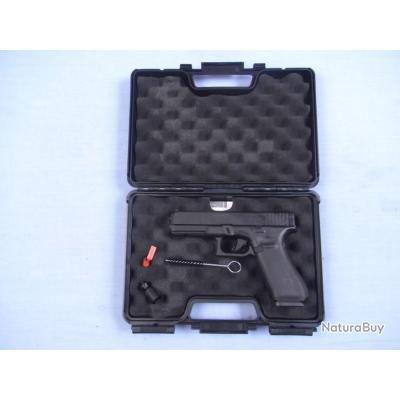 Glock 17 Génération V calibre 9 mm à blanc et gaz lacrymogène. Umarex. 17 coups