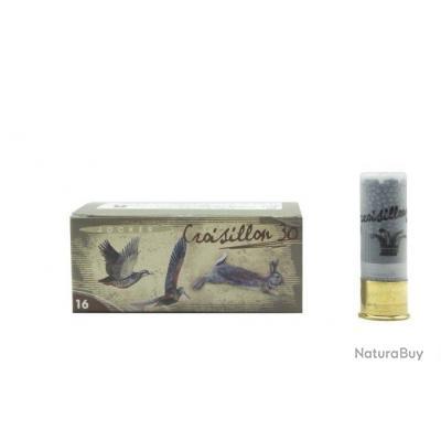 Boite de 10 cartouches Jocker Croisillon 30 C/16/67/16 - Bourre Grasse + Croisillon
