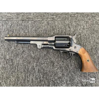 Revolver poudre noir Euroarms Roger & Spencer Match cal 44 - 1€ sans prix de réserve !!