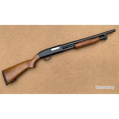 fusil a pompe MOSSBERG 500 A - état neuf - 12/76