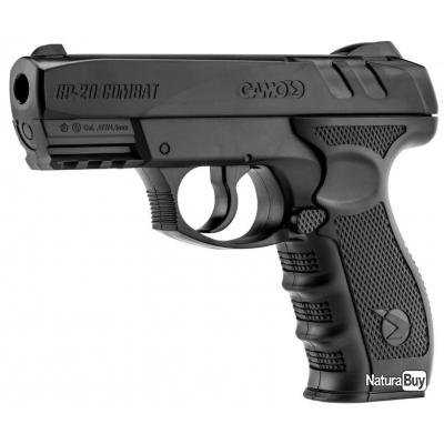 Pistolet Gamo GP-20 cal.4.5mm- CO2. Noir