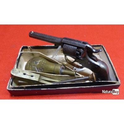Rare revolver Remington Rider percussion