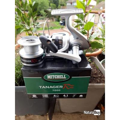 Moulinet Mitchell Carnassier / Carpe Tanager R FD - R 7000 FD