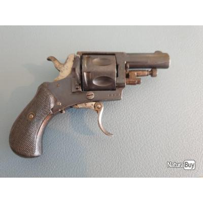 Revolver 320 bulldog