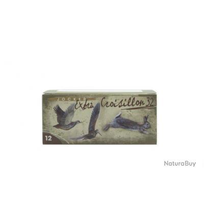 Boite de 10 cartouches Jocker Extra Croisillon 32 C/12/67/16 - Bourre grasse + croisillon