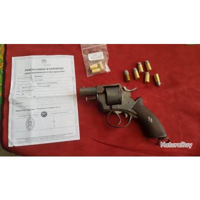 Snubnose Anglais calibre 442
