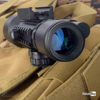 Lunette de visée pour chasse 3-10x42  avec réticule à points - SANS PRIX DE RESERVE   !!!
