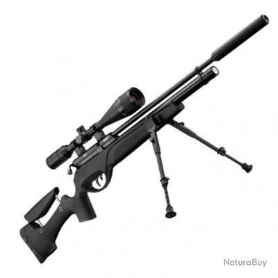 Pack carabine à plomb Gamo Hpa PCP avec lunette 6-24x50 et accessoires - Pack simple
