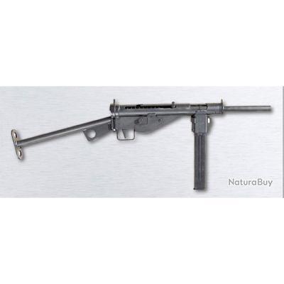 Pistolet mitrailleur allemand WW2 MP 3008, calibre 9x19, catégorie B