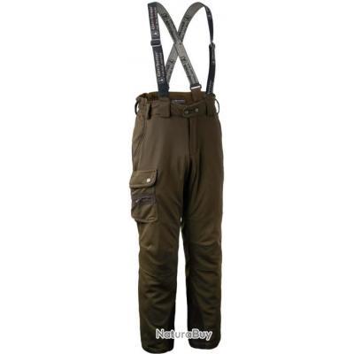 Pantalon kaki de chasse Muflon Deerhunter Kaki