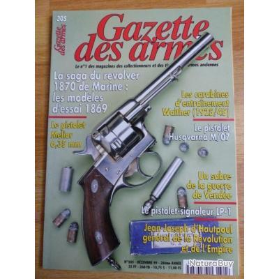 Gazette des armes N° 305