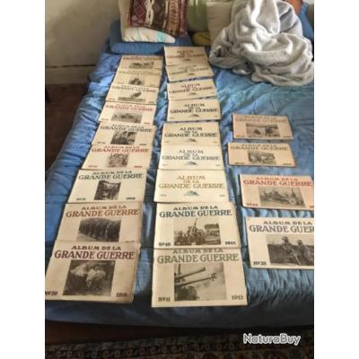 Revues Album de la Grande Guerre
