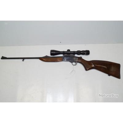 carabine monocoup calibre 222 rem